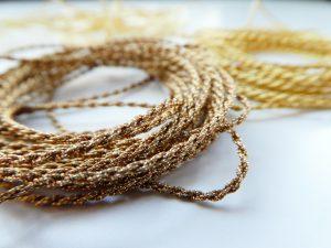 様々な飾り紐です。