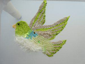 小鳥 Part2が完成