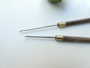 アリワークの特殊な細い針です。