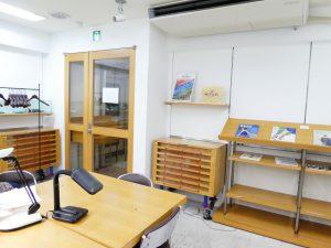 浅草橋のお教室はビーズファクトリー3Fです。