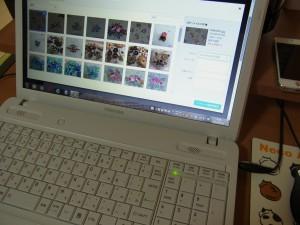 myパソコンが一台