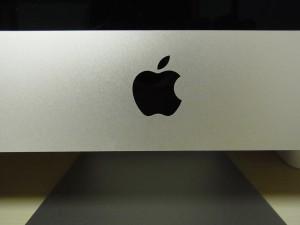 iMacのりんごです。