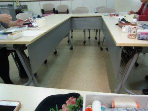 二子玉川カルチャースクールのレッスンルームです。