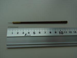 アリワークの針です。本体と針先があります。