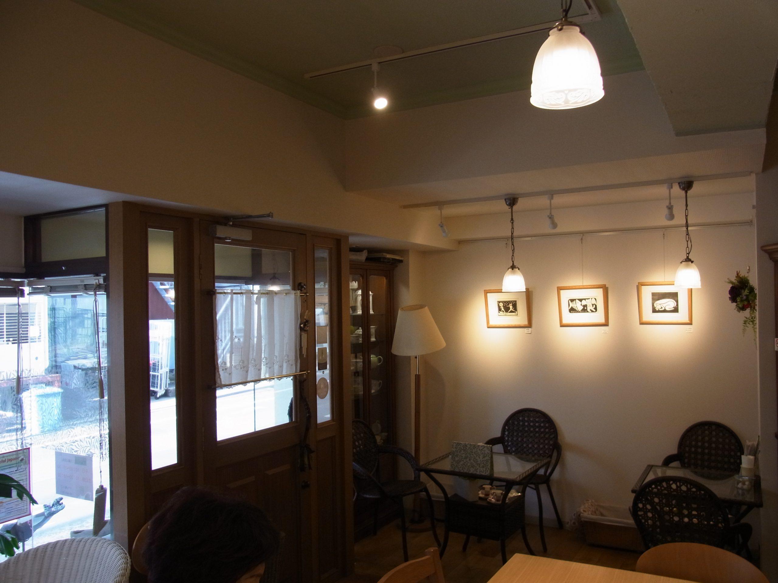 cafe 青りんご(錦糸町)です。