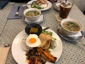 タイ料理です。